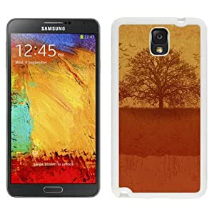 New Beautiful Custom Designed Cover Case For Samsung Galaxy Note 3 N900A N900V N900P N900T With Scary Halloween (2) Phone Case