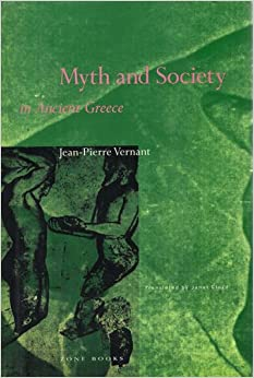 Book Myth and Society in Ancient Greece