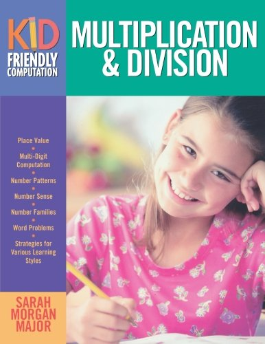 Multiplication amp Division KidFriendly Computation