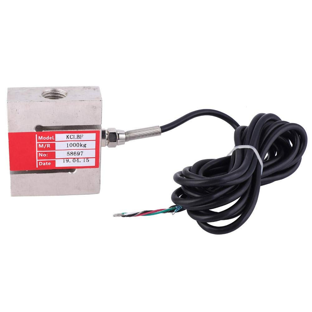 1000/2000kg High Accuracy Load Cell Scale Sensor with Cable(1000kg)