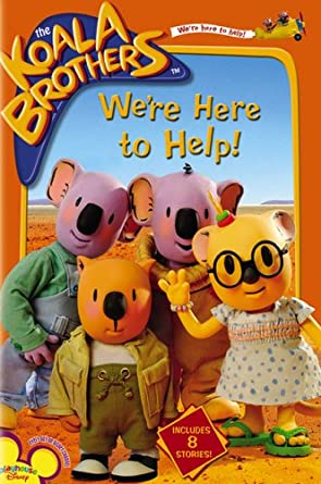 Amazon com: Koala Brothers: Here To Help: Koala Brothers