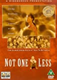 Not One Less (Wide Screen) (Subtitled) [Import anglais]