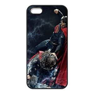 Superman iPhone 5 5s Cell Phone Case Black Vbfcm