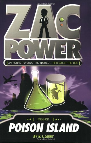 Download Poison Island (Zac Power #1) PDF
