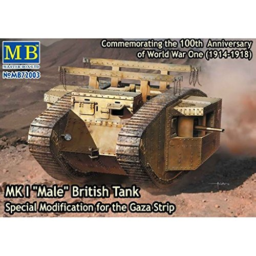 (Master Box Models WWI MK I