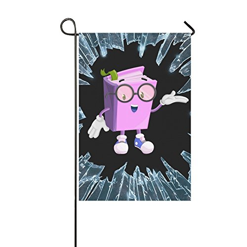 Home Decorative Outdoor Double Sided Professor Book Funny Bo