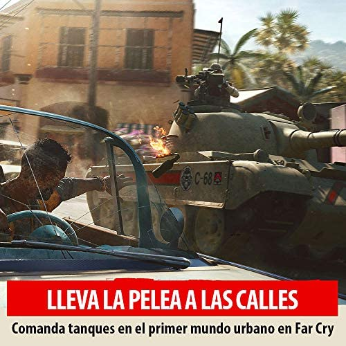 Far Cry 6 - PS5 - Standard Edition - PlayStation 5 5