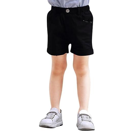 ee6b78519be9 Amazon.com  Memela Boys Kids Chino Shorts Spring Summer  Clothing