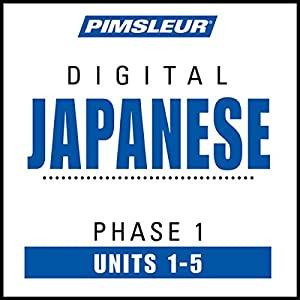 Japanese Phase 1, Unit 01-05 Audiobook