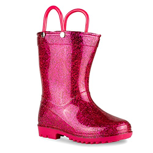 Chillipop Children's Glitter Rain Boots for Little for sale  Delivered anywhere in USA