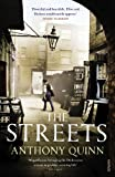Front cover for the book The Streets by Anthony Quinn