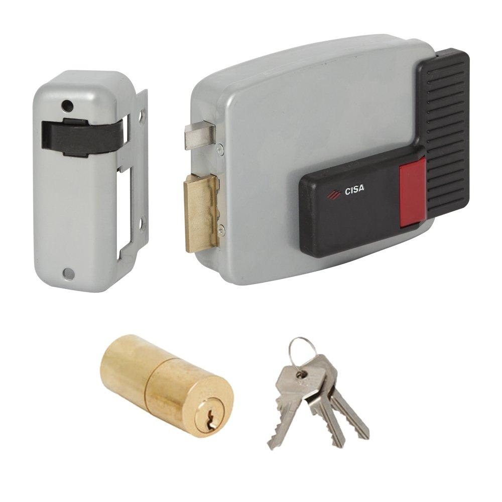 Cisa SX 11611-60-2 Cisa Serrure /électrique pour porte en bois