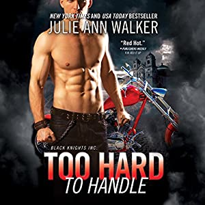 Too Hard to Handle Audiobook