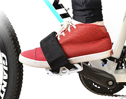 Buy bicycle pedal toe clip straps