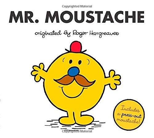 Mr. Moustache (Mr. Men and Little Miss) (Men Moustache)