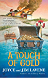A Touch of Gold (A Missing Pieces Mystery Book 2)