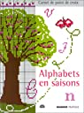 Alphabets en saisons par Beillouin