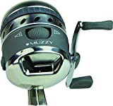 Muzzy Bowfishing 1069 XD Pro Spin Style Reel with Integrated Reel Mounting system and 150# Line...