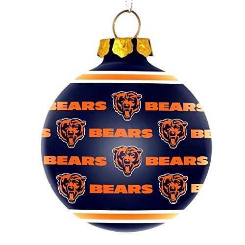 NFL FootballOrnament Chicago Bears