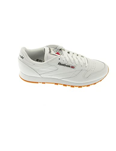 755660801d9 Reebok Men s Classic Leather Trainers  Amazon.co.uk  Shoes   Bags