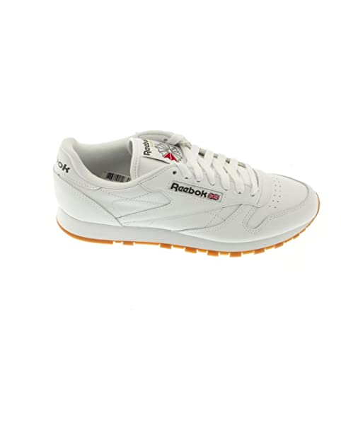 Reebok Classic Leather, Zapatillas de Running para Hombre: Amazon.es: Zapatos y complementos