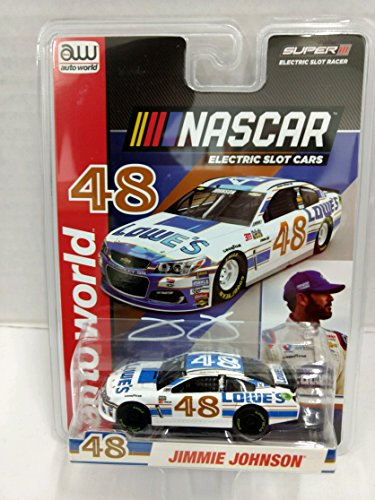 Auto World SC326 NASCAR #48 Jimmie Johnson Lowe's Chevrolet