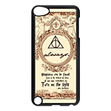 Customize Generic Hard Plastic Shell Phone Cover Harry Potter Quotes Back Case Suitable For iPod 5 Touch 5th Generation