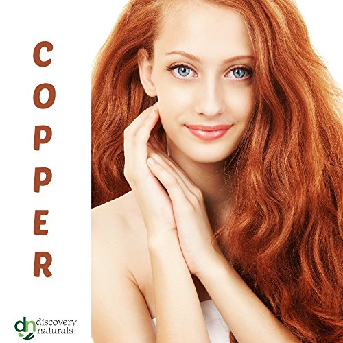 Amazon Com Henna Maiden Shiny Copper Hair Color 100 Natural