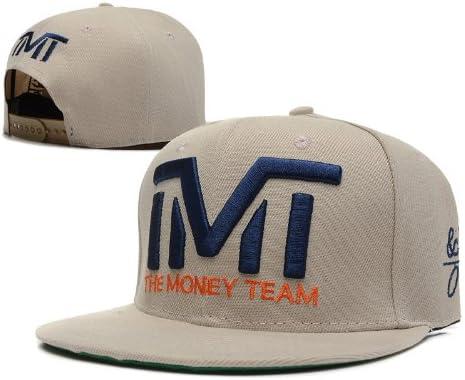 the-money-team auténtico On-Field gorra básica: Amazon.es ...