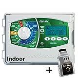Rain-Bird ESP4MEI Indoor Irrigation WiFi Zone Controller Timer Box and Link Lnk WiFi Mobile Wireless Smartphone Upgrade Module Sprinkler System