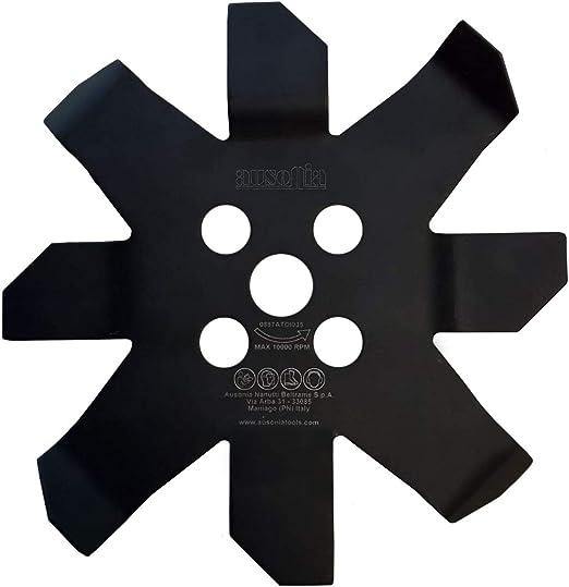Cuchilla Trituradora 2-Zahn Exterior Ø 320mm Bohrungs-ø 25,4mm Grosor 4mm