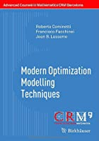 Modern Optimization Modelling Techniques Front Cover