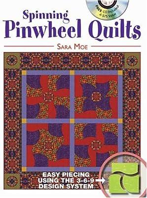 Spinning Pinwheel Quilts: Curved Piecing Using the 3-6-9 Design System: Amazon.es: Moe, Sara: Libros en idiomas extranjeros