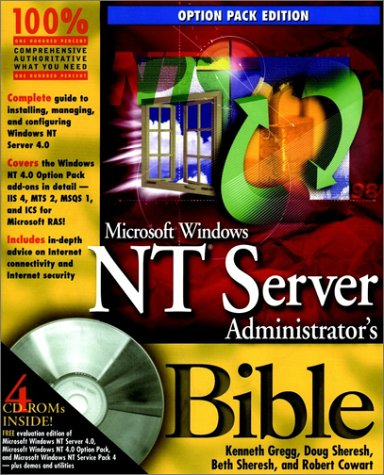 NT Server Administrators Bible: Option Pack Bible Wiley: Amazon ...