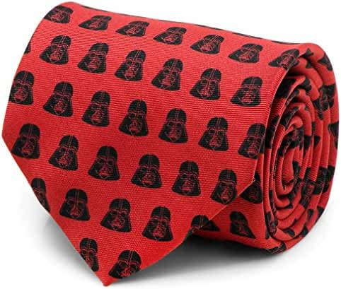 Star Wars Darth Vader Red and Black Tie Necktie SW-DVRB-TR