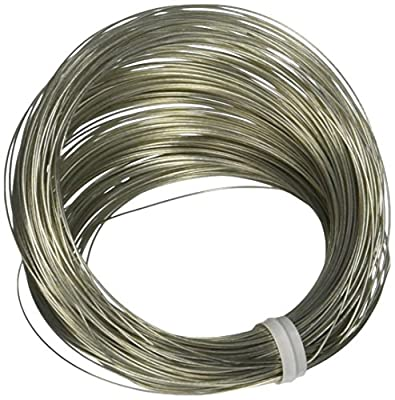 OOK 50138 28 Gauge, 100ft Steel Galvanized Wire