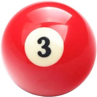 Black Temptation 1 Pcs Cue Sport Snooker USA Piscine Billiard Balls 57.2 mm /2-1/4 -NO.3