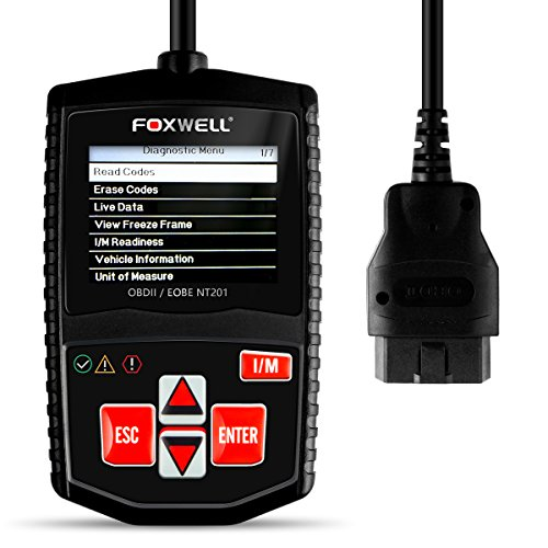 Scanner Foxwell Switch Diagnostic Readiness