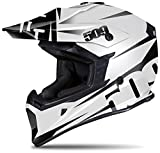 509 Tactical Snowmobile Helmet - White - Size XS
