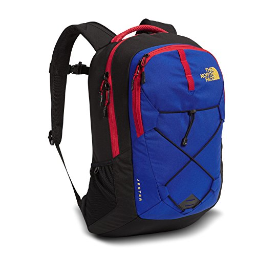 The North Face Jester - Bright Cobalt Blue & TNF Black - OS (Past (North Face School Backpacks)