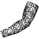 Adult and Youth Compresison Arm Sleeves for baseball Football basketball and general activities, many Colors and designs.