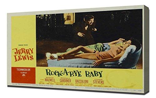 Rockabye Furniture Baby (Poster - Rock-a-Bye Baby_05 - Canvas Art Print)