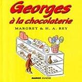 Georges à la chocolaterie
