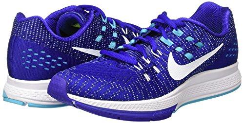 W Nike Naranja White black Zapatillas Air 19 Mujer Para Structure Zoom gamma Blue Running De concord dCrCqwvW5