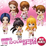Nendoroid Petit THE IDOLM @ STER2 stage 02 with limited display stage