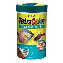 Tetra 77197 Tetra Color Tropical Crisps, 1.34 oz, 185 ml by Tetra [Pet Supplies]