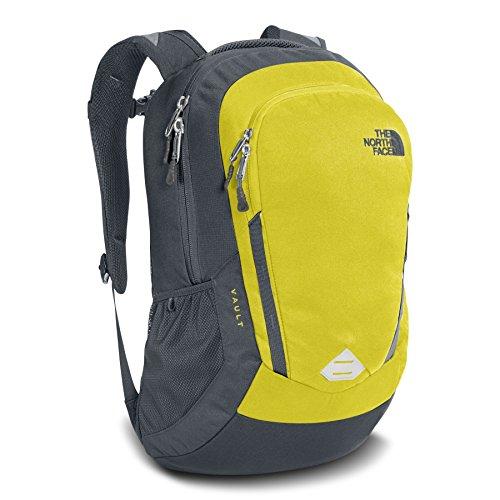 7662bcc45 The North Face Vault Backpack - Acid Yellow & Turbulence Grey - OS (Past  Season)