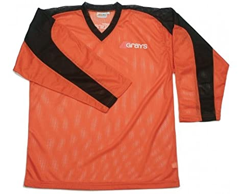 GRAYS Official Hockey G200 Polyester Torwartspiels Smocks Goalkeeper Shirt Sizes Small to X L