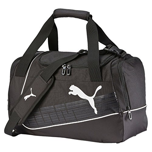 Puma borsa sportiva evoPOWER Small Bag, Unisex, Sporttasche evoPOWER Small Bag, nero / bianco, UA