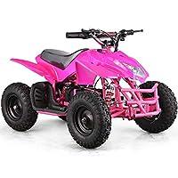 Go-Bowen XW-EA23-P Titan Kids ATV, Pink